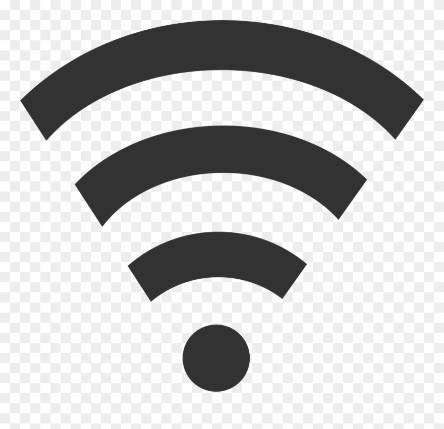 I Read The Symbol For Wireless Connectivity As A Throwback