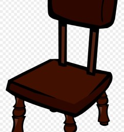 clipart table wooden table club penguin chair furniture png download [ 880 x 1555 Pixel ]