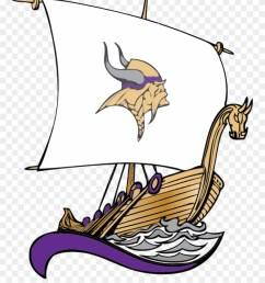 school logo minnesota vikings team pride decal sticker clipart [ 880 x 1105 Pixel ]