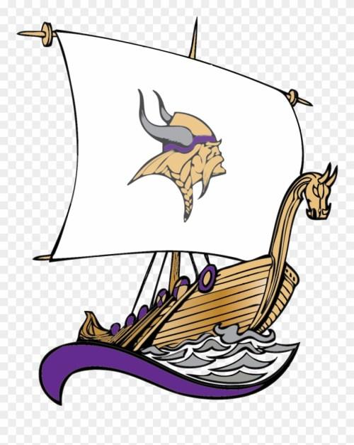 small resolution of school logo minnesota vikings team pride decal sticker clipart