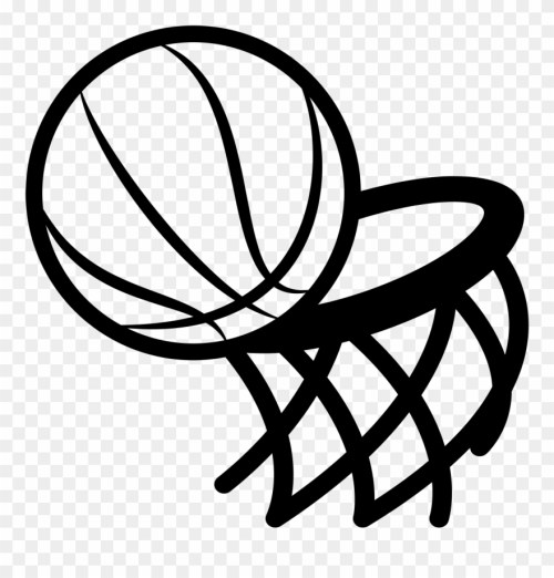 small resolution of graphic freeuse basketball hoop black and white clipart black and white basketball hoop clipart