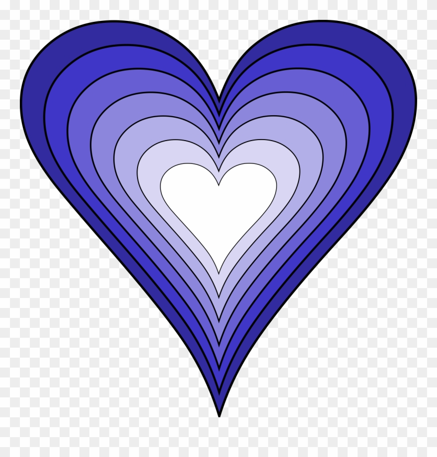 hight resolution of blue heart clipart 5 buy clip art blue heart transparent background png download