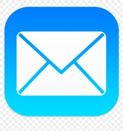 mail icon clip art at email logo iphone png download [ 880 x 895 Pixel ]