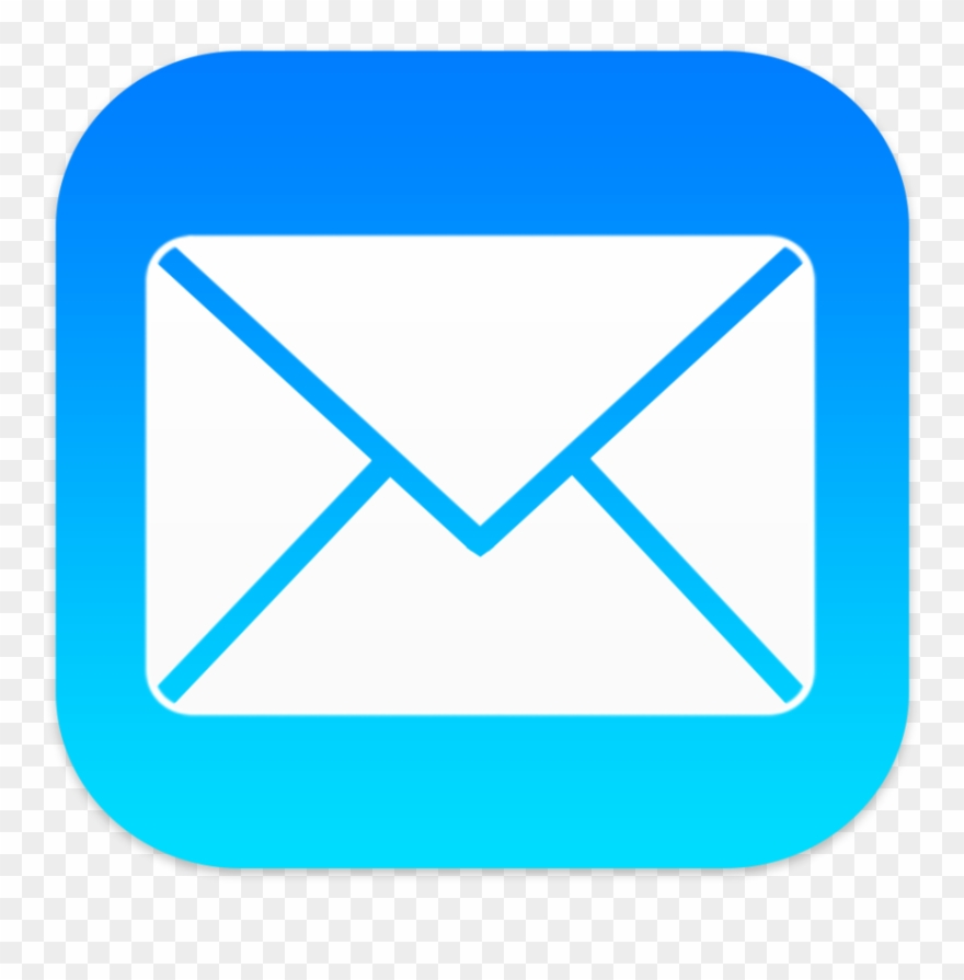 hight resolution of mail icon clip art at email logo iphone png download