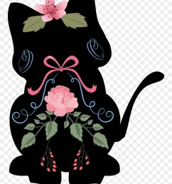 silhouette animals is a downloadable machine embroidery illustration clipart [ 880 x 1159 Pixel ]