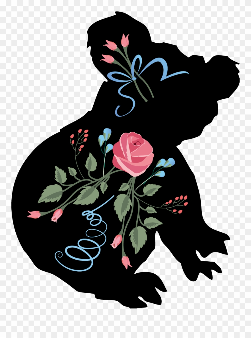 medium resolution of silhouette animals is a downloadable machine embroidery illustration clipart