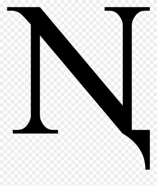 small resolution of letter n clipart 7 buy clip art capital letter n png transparent png