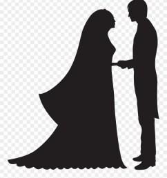 bride and groom png clip art transparent png [ 880 x 1033 Pixel ]