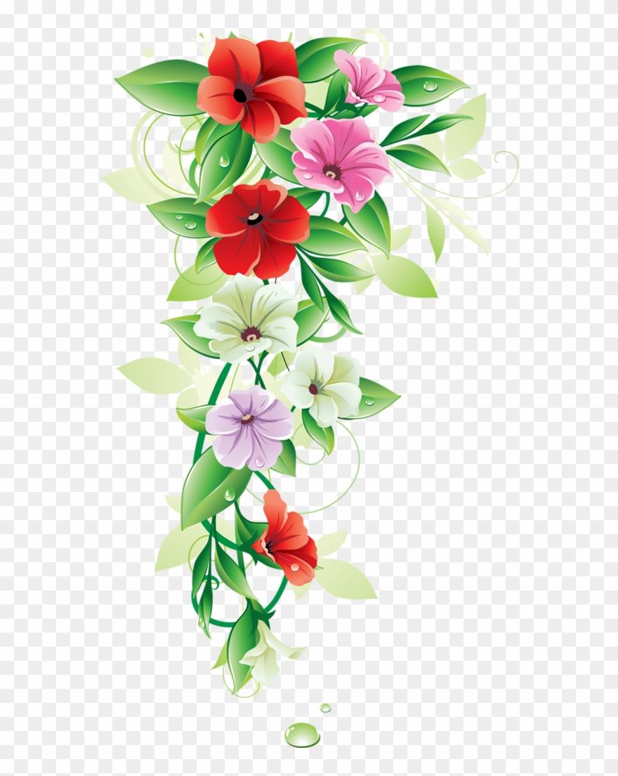 bouquet vector flower clipart