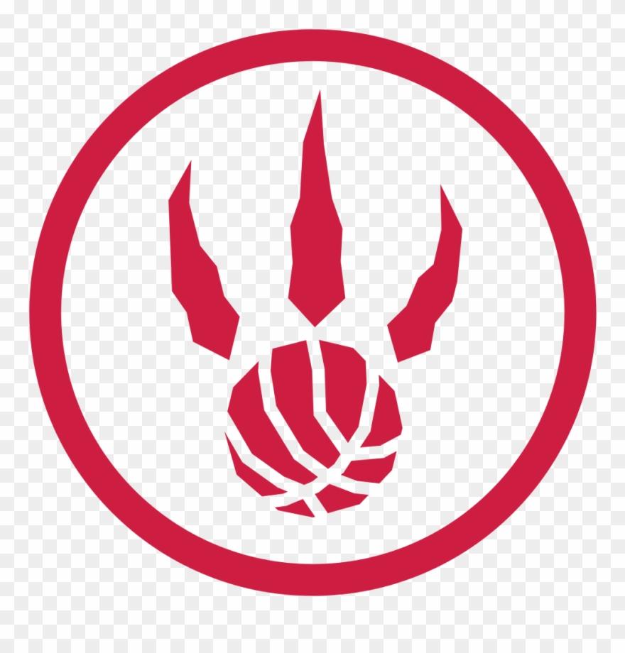 hight resolution of toronto raptors alternate logo toronto raptors logo claw clipart