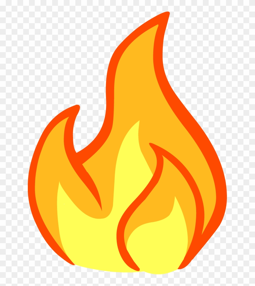 hight resolution of flames clipart paper fire clipart png download