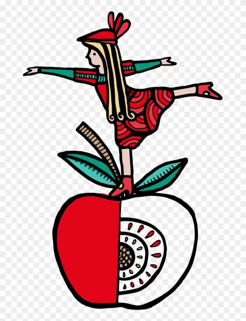 small resolution of apple cider vinegar emblem clipart