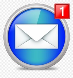 new email interface symbol of closed envelope back notification email icon png clipart [ 880 x 935 Pixel ]