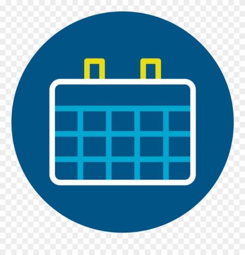 small resolution of calendar calendar icon circle png blue clipart