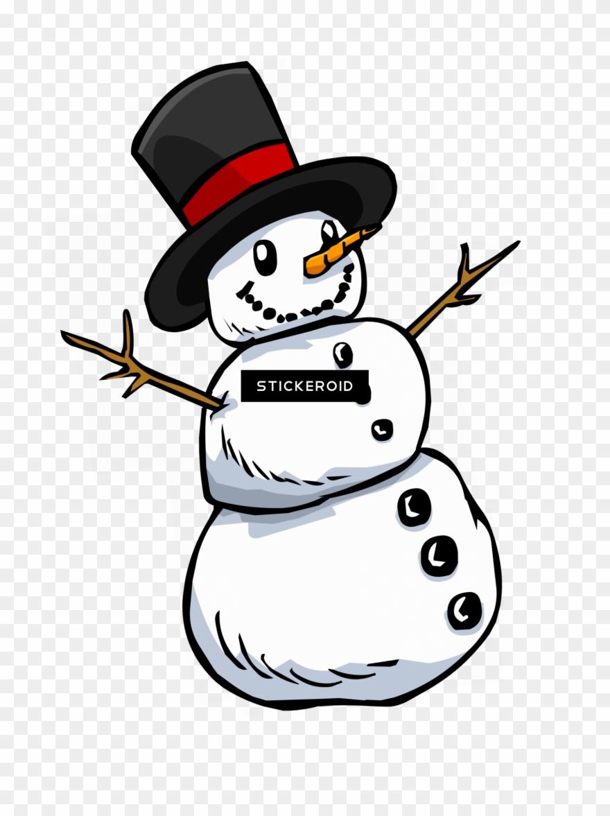 medium resolution of snowman clip art christmas transparent background clipart snowman png download