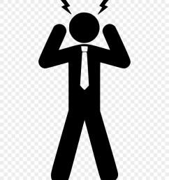 svg download conflict clipart stress person stress png transparent png [ 880 x 1060 Pixel ]