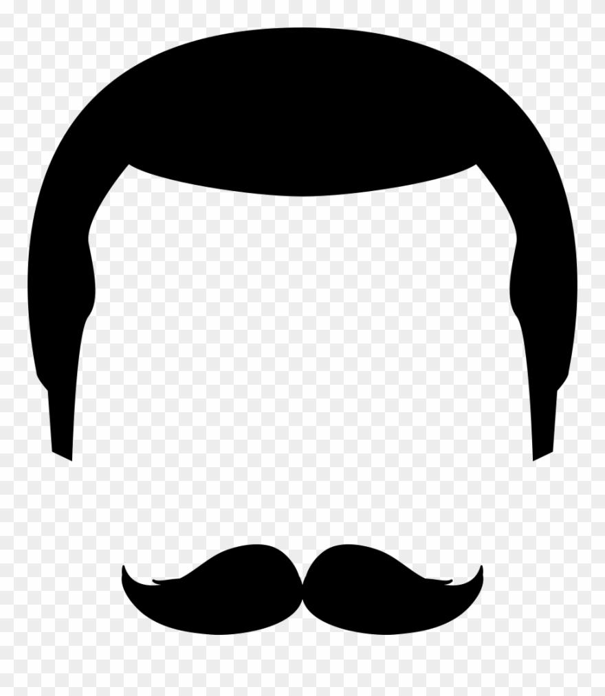 hight resolution of moustache clipart svg moustache icon png transparent png