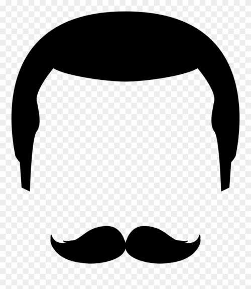 small resolution of moustache clipart svg moustache icon png transparent png