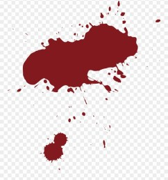 free library clip art bloodstain transprent blood stains png transparent png [ 880 x 1010 Pixel ]