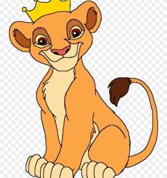 cub clipart kiara kiara lion king png transparent png [ 880 x 1107 Pixel ]