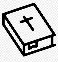 bible holy cross christianity svg png icon free download bible icon transparent black and white [ 880 x 920 Pixel ]
