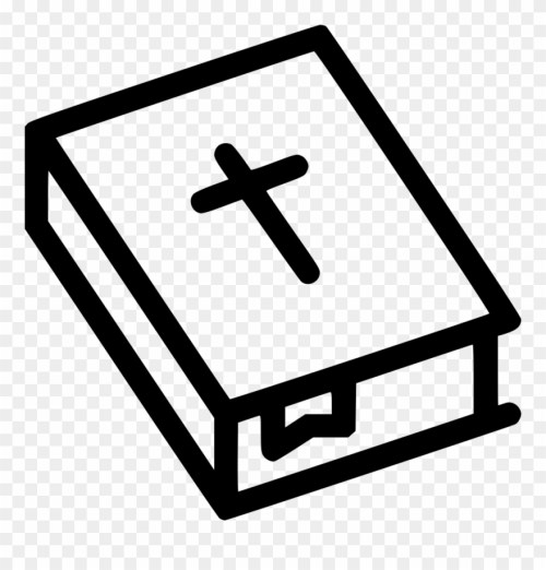 small resolution of bible holy cross christianity svg png icon free download bible icon transparent black and white