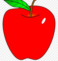 clipart free stock apple clip red clipart apple clipart png download [ 880 x 1098 Pixel ]