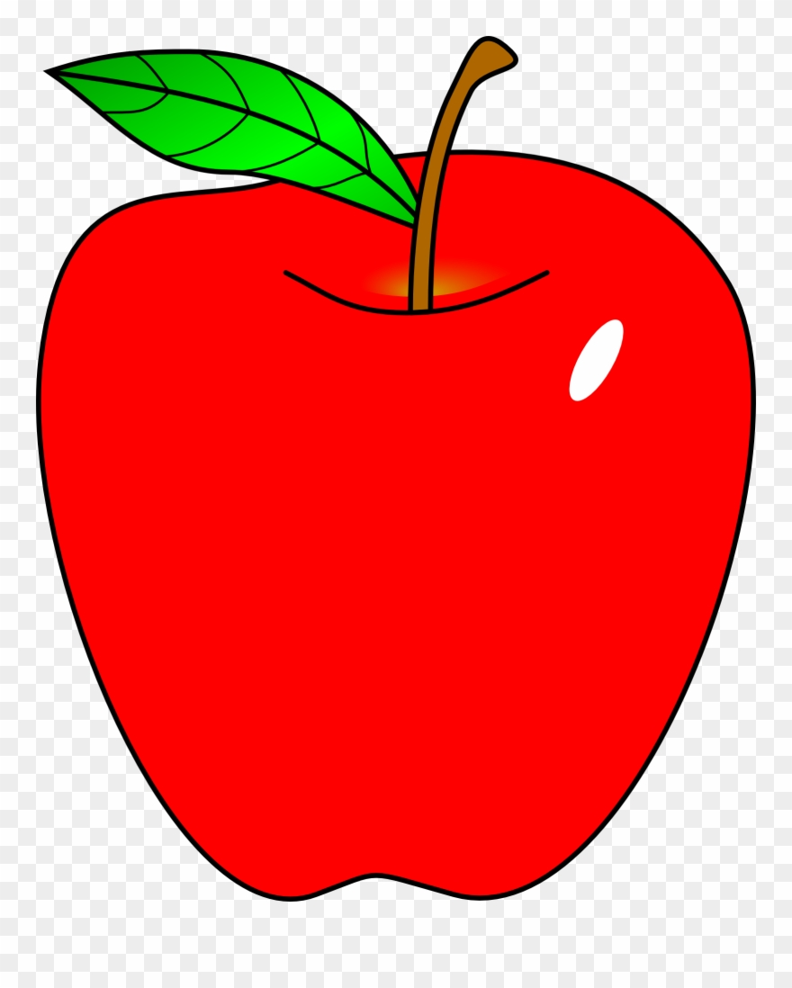 hight resolution of clipart free stock apple clip red clipart apple clipart png download