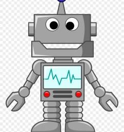 clipart robot clipart png download [ 880 x 1156 Pixel ]
