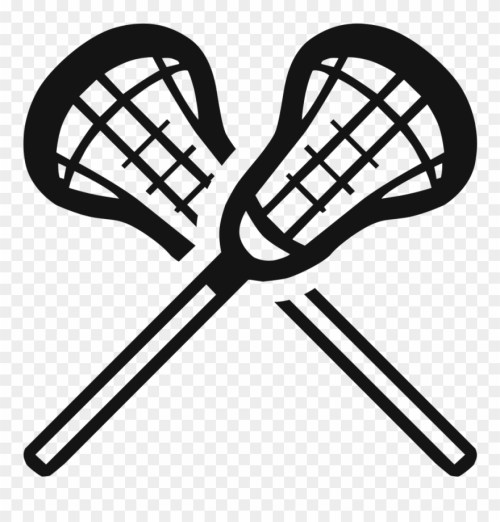 small resolution of lacrosse transparent png lacrosse sticks clipart