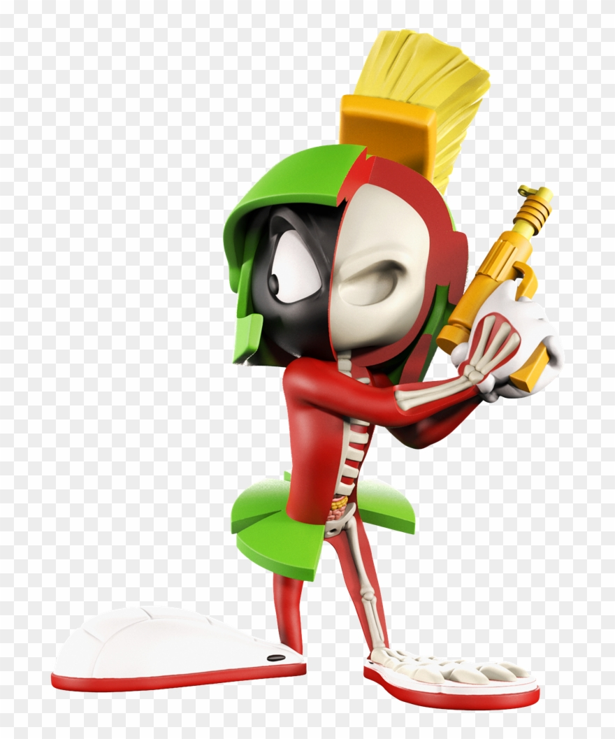 hight resolution of xxray marvin the martian clipart
