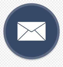 email mail icon email circle clipart [ 880 x 925 Pixel ]
