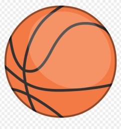 a boring basketball body bfb orange basketball clipart [ 880 x 920 Pixel ]