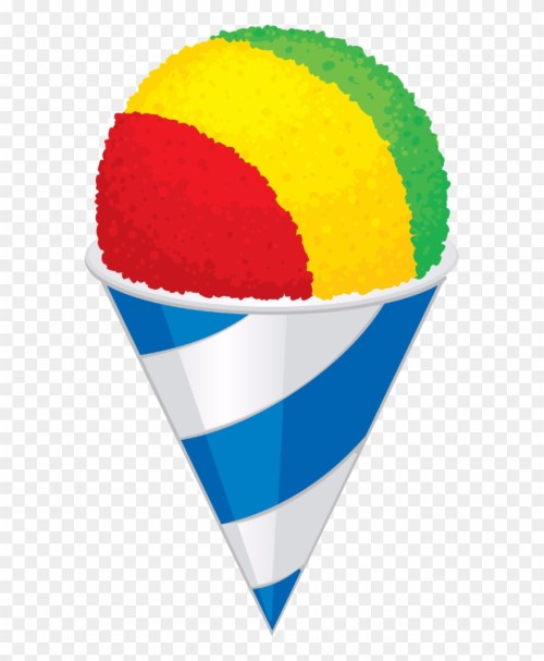 small resolution of snow cone clip art png download