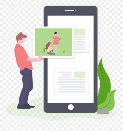 content discovery mobile phone clipart [ 880 x 953 Pixel ]