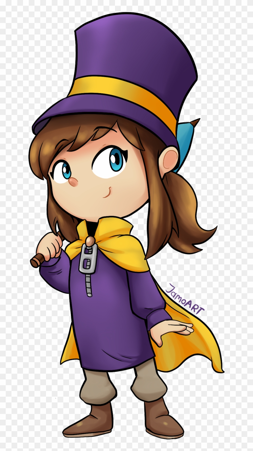 hight resolution of hat the mystery hat kid clipart