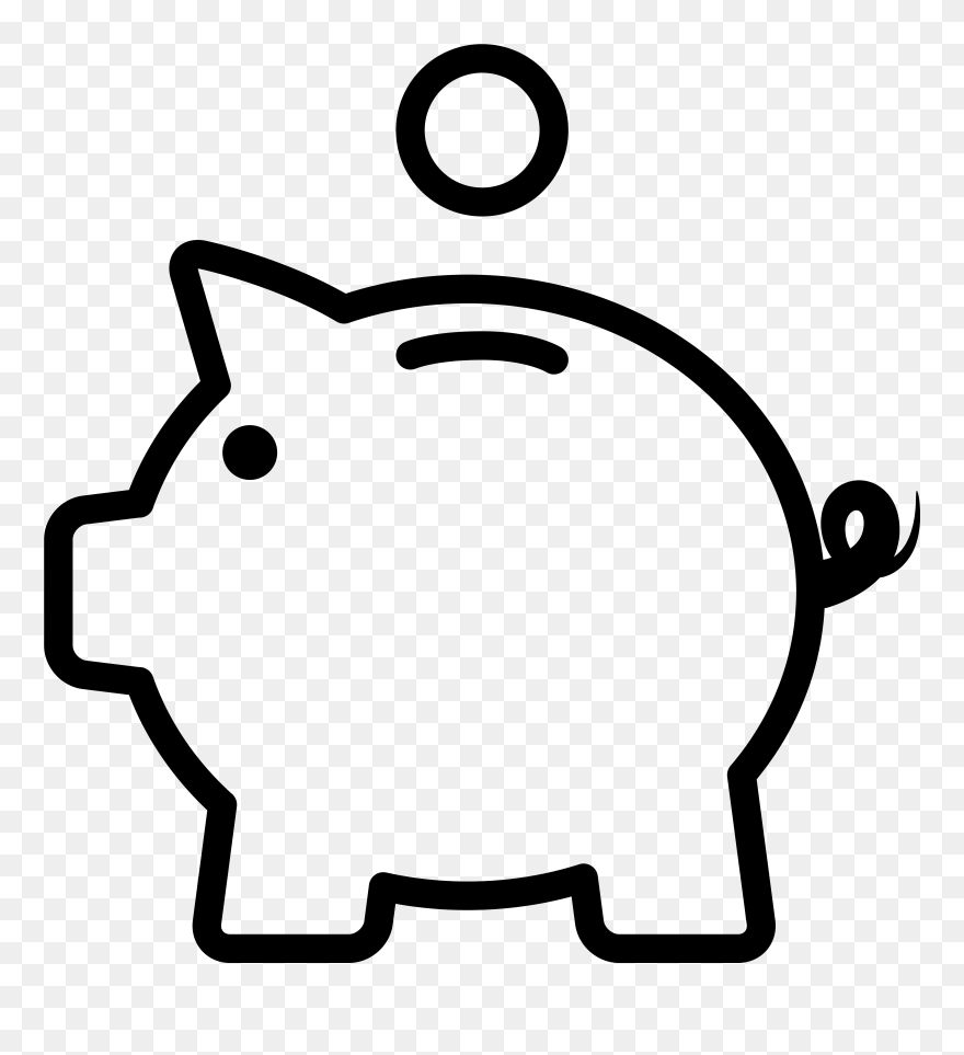 hight resolution of piggy bank png piggy bank easy drawing clipart