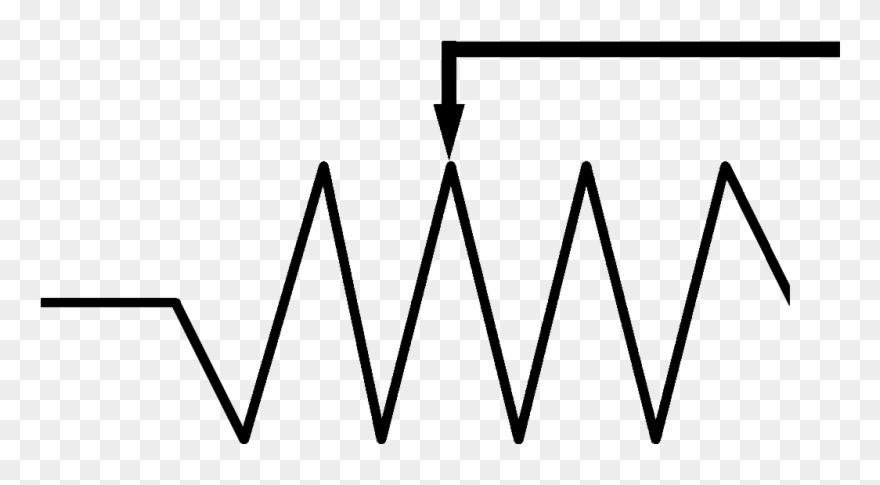 Wire Resistor Symbol On Schematic