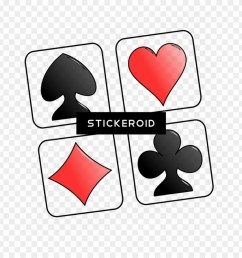 playing card symbols clip art cards deck of cards clip art png download [ 880 x 920 Pixel ]