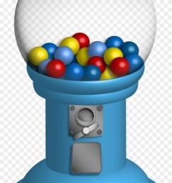 gumball machine clip art bubble gum machine png transparent png [ 880 x 1659 Pixel ]