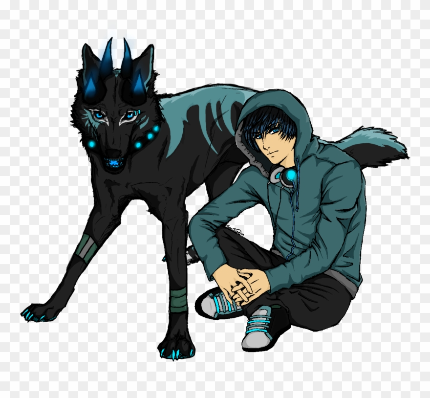 lone wolf anime wolf
