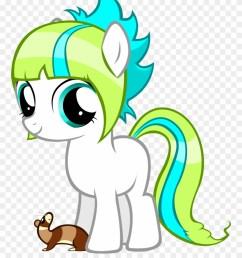 ferret my little pony ferret clipart [ 880 x 1100 Pixel ]
