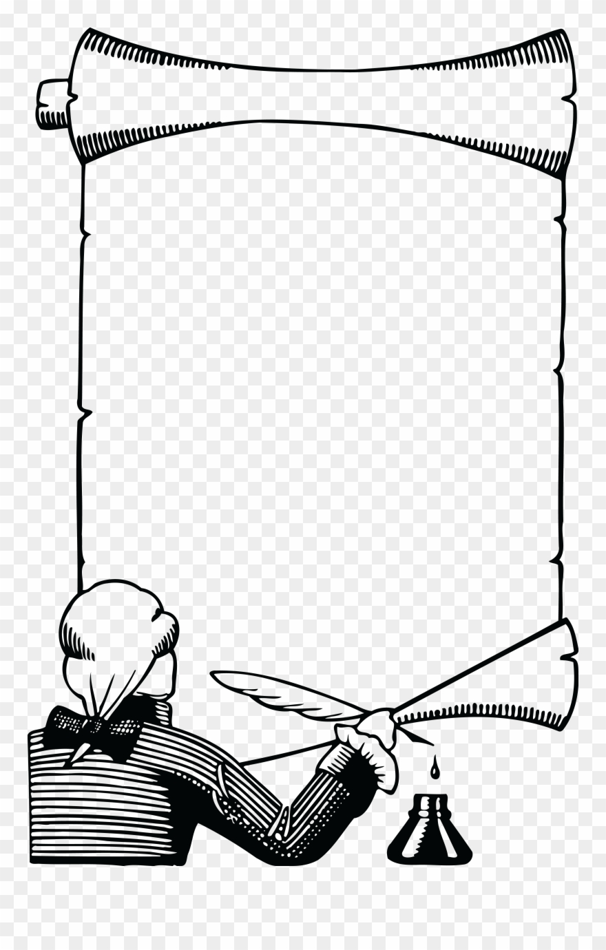 hight resolution of free scroll clipart ideal vistalist co recent scroll clipart black and white png transparent png
