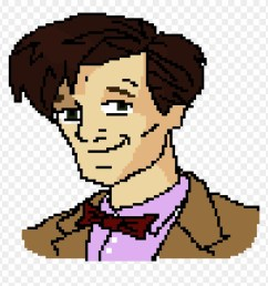11th doctor who clipart [ 880 x 910 Pixel ]