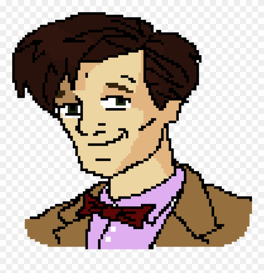 hight resolution of 11th doctor who clipart