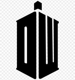 dw logo dw logo doctor who logo svg clipart [ 880 x 998 Pixel ]