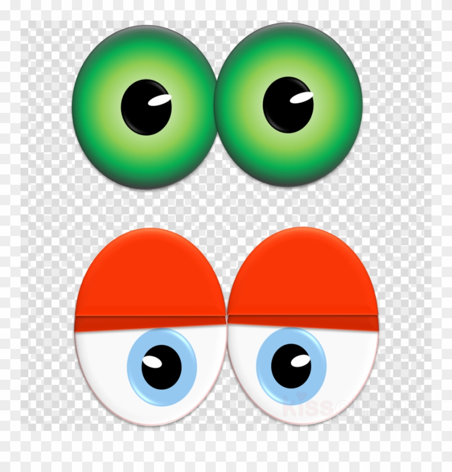hight resolution of clip art monster eyes png download
