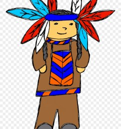 indian chief clip art png download [ 880 x 1220 Pixel ]