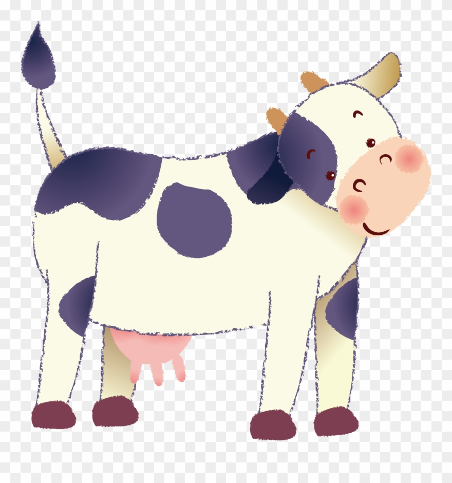 hight resolution of dairy cow clipart at getdrawings cattle png download