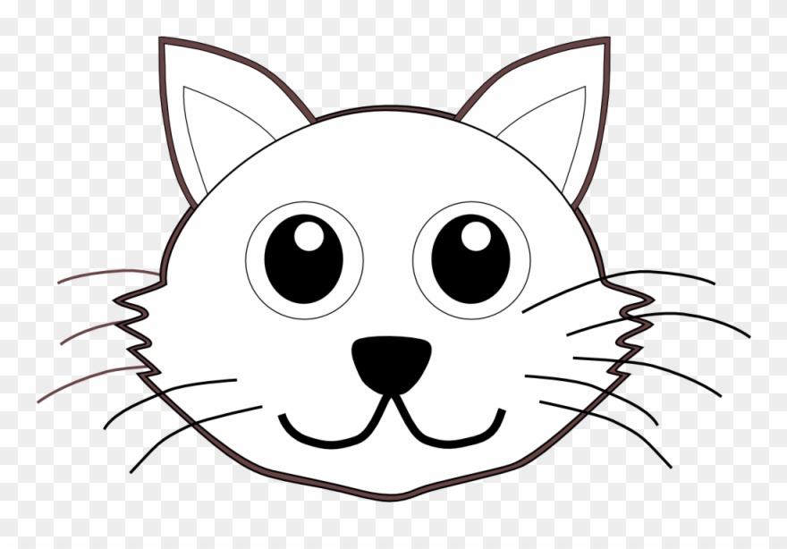 draw a cartoon cat